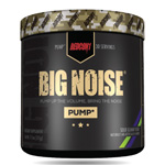 ビッグノイズ (スティミュラントフリープレワークアウト) サワーグミベアー 261g BIG NOISE powder 30 servings sour gummy bear Redcon1(レッドコン ワン)