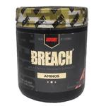 ブリーチ ( 2:1:1 BCAA / 分岐鎖アミノ酸 ) ウォーターメロン 300g BREACH powder 30 servings watermelon Redcon1(レッドコン ワン)