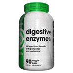 ダイジェスティブ エンザイム プレ&プロバイオティクス(消化酵素&シンバイオティクス)90カプセル Digestive Enzymes Pre & Probiotics Top Secret nutrition
