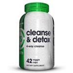 セブンデイ クレンズ&デトックス(4方面から体内クレンズ) 42粒 Cleanse & Detox Top Secret nutrition(トップ シークレット ニュートリション)