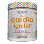 ハー カーディオ イグナイター(Lカルニチン、パラドキシン配合) パイナップルマンゴー 180g Her Cardio Igniter Top Secret nutrition