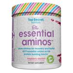 ザ エッセンシャル アミノ(BCAAを含む9種のEAA / 必須アミノ酸配合) ラズベリーシャーベット 315g The Essential Aminos Raspberry Sherbert Top Secret nutrition