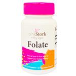 赤ちゃんとママのための葉酸 60粒 Folate: 60 Capsules