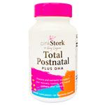 産後のママの栄養サポート 60粒(DHAプラス)60粒 Total Postnatal Supplement