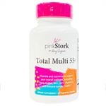 55歳からの女性用マルチビタミン&ミネラル 30粒 Total Multi 55+: 30 Capsules
