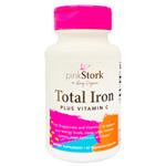 トータルアイアン 鉄分サプリ(ビタミンC配合) 60粒 Total Iron