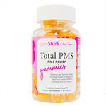 PMS対策サポートグミ ターメリックピーチ 60粒 Total PMS Gummies: 60 Gummies