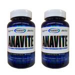 【送料無料】【2個セット】アナバイト アスリート用マルチビタミン&ミネラル 180粒 Anavite Sport Multi-Vitamin