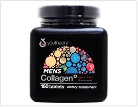 メンズコラーゲン(1、2、3型コラーゲン配合)