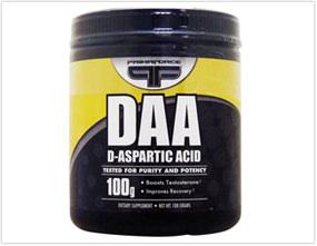 DAA(Dアスパラギン酸)