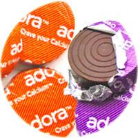 アドラ カルシウムサプリメント チョコレート 30粒