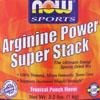アルギニンパワー スーパースタック(スーパーエネルギードリンクパウダー)※トロピカルパンチ風味