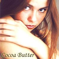 ピュアココア(カカオ)保湿バター
