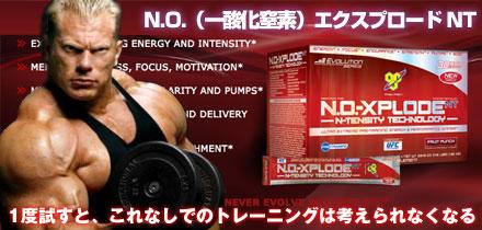 N.O.(一酸化窒素)エクスプロード NT