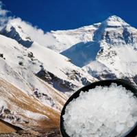 クリスタルバランス ヒマラヤ岩塩 ミル付き 85g(粗粒/ホワイトロックソ ルト)