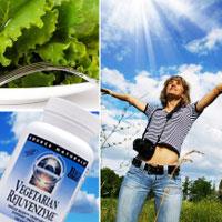 ベジタリアン レジュベンザイム 120粒(植物性酵素ミックス)